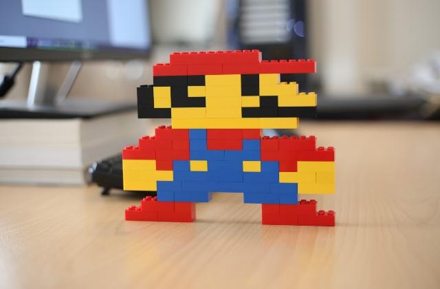 Super Mario 64 videojuego