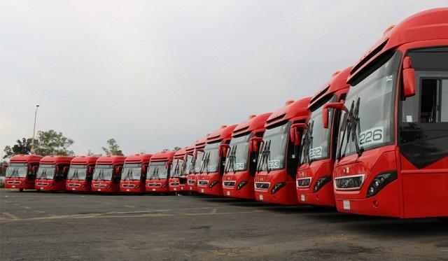 Diez autobuses de la Línea 2 del Metrobús están funcionando con biocombustible a base de aceite de cocina