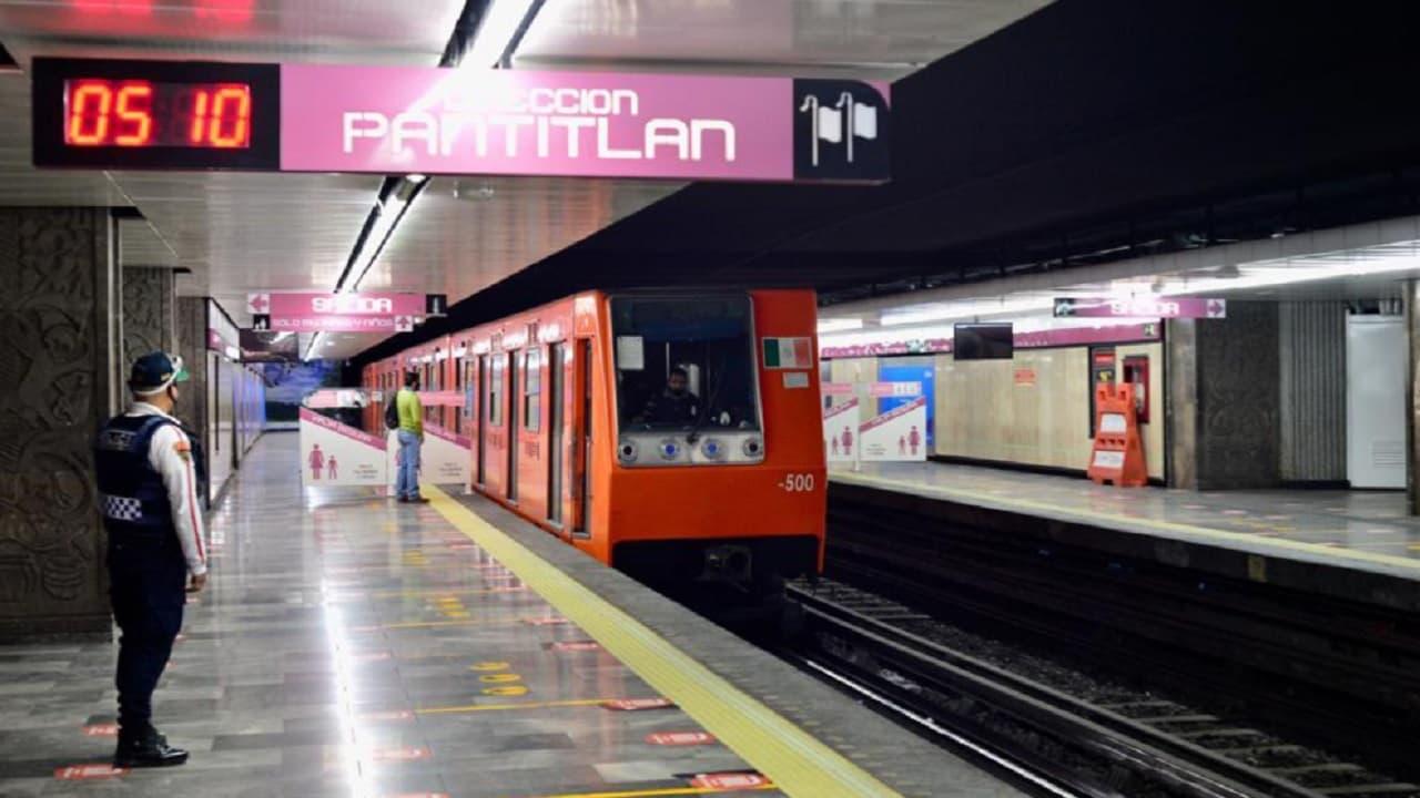¿Te pueden detener por vender o entregar mercancía en el Metro de la CDMX?