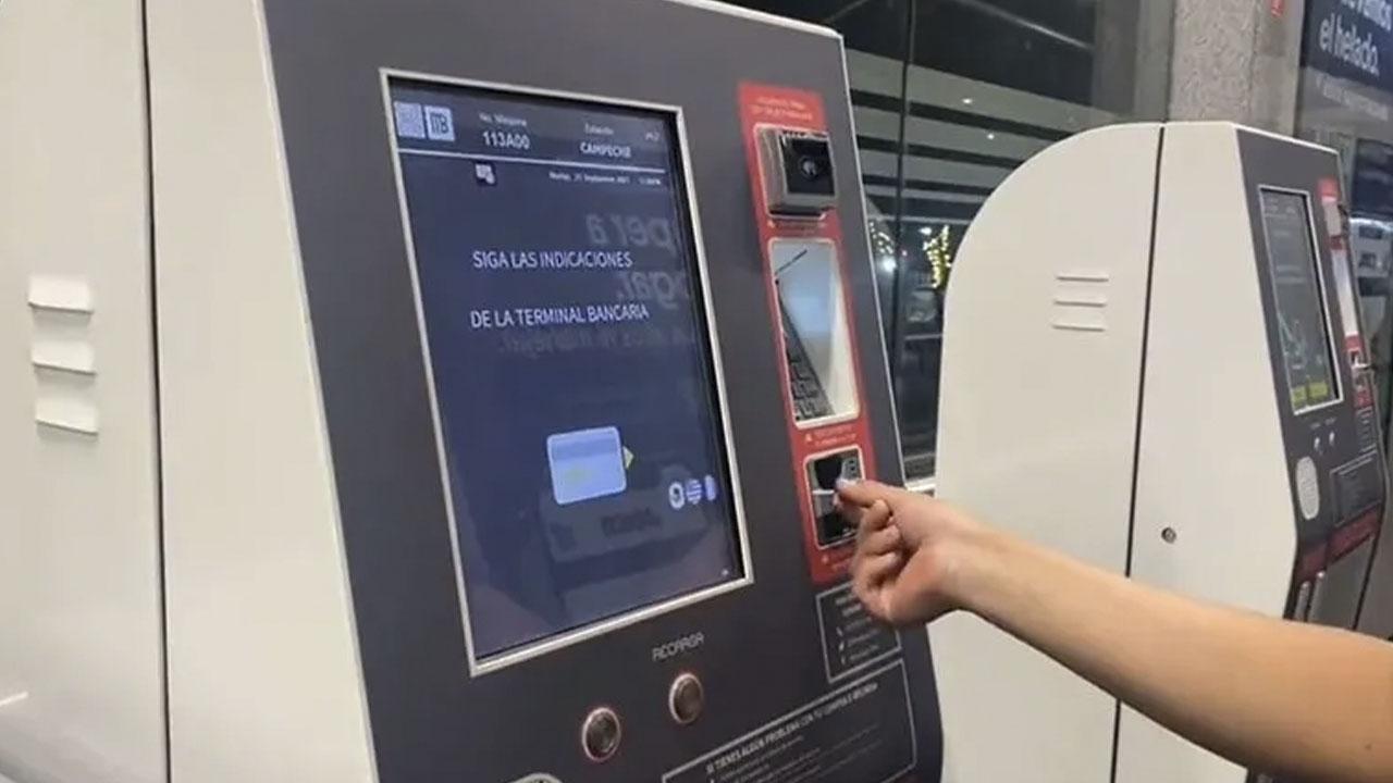 Ya es posible pagar con tarjeta en Metrobús
