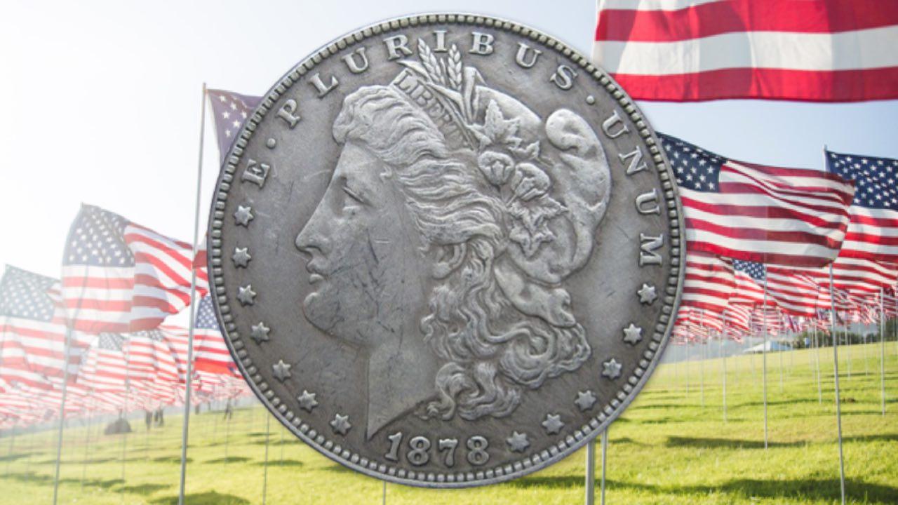 Monedas valiosas de Estados Unidos