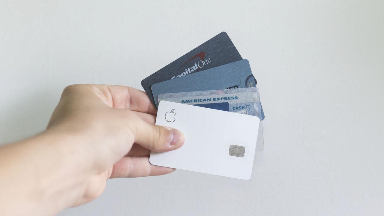 Tramitar tarjeta de crédito en sucursal