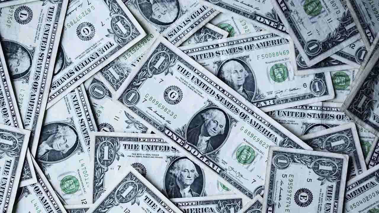 Este ese el precio del dólar al cierre de semana