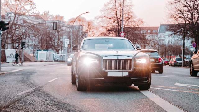 Autos elegantes y caros del mundo