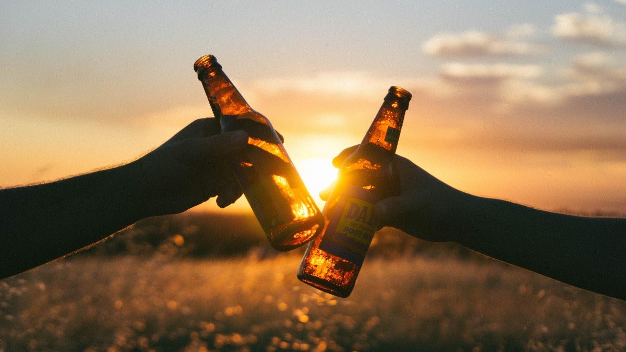 tomar alcohol en vía pública multa