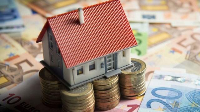 Intereses promedios de hipotecas