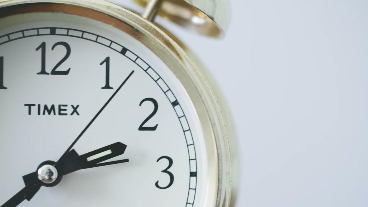 El uso horario cambia dos veces al año
