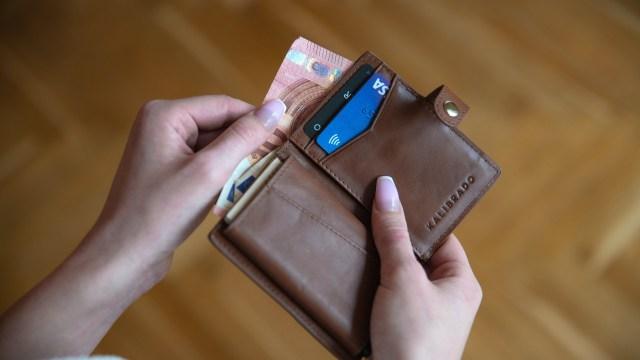 Pide un limite de tarjeta de crédito