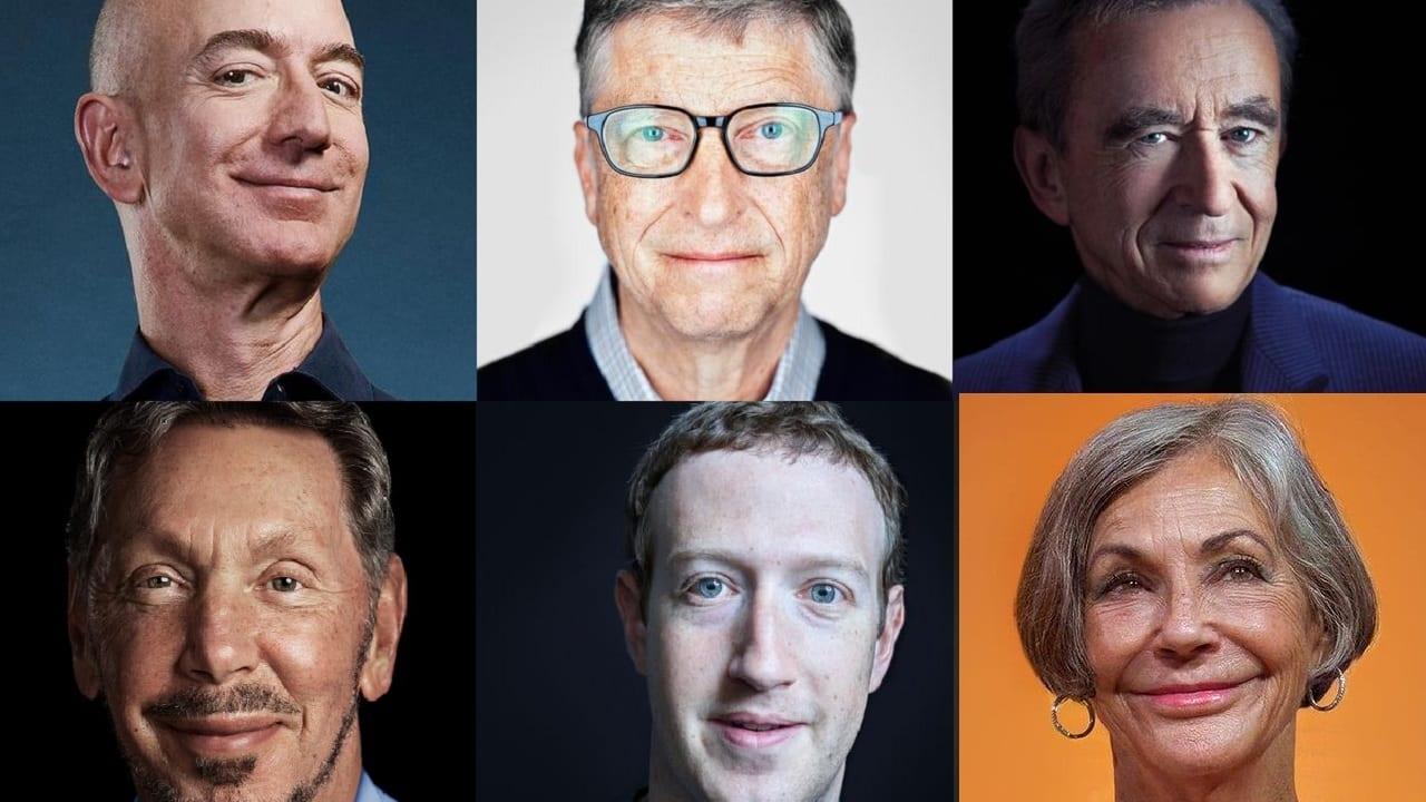 Conoce las carreras que estudiaron los hombres más ricos