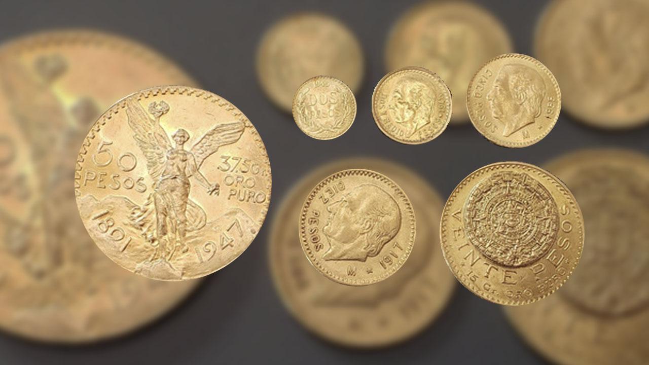 Son monedas muy valiosas