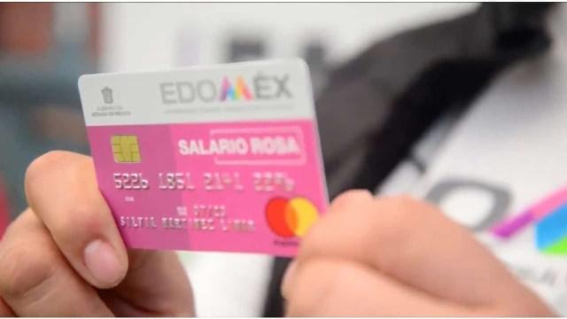 Requisitos para el apoyo Salario Rosa.