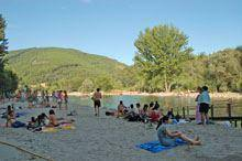 Praia fluvial de Valhelhas requalificada até Junho