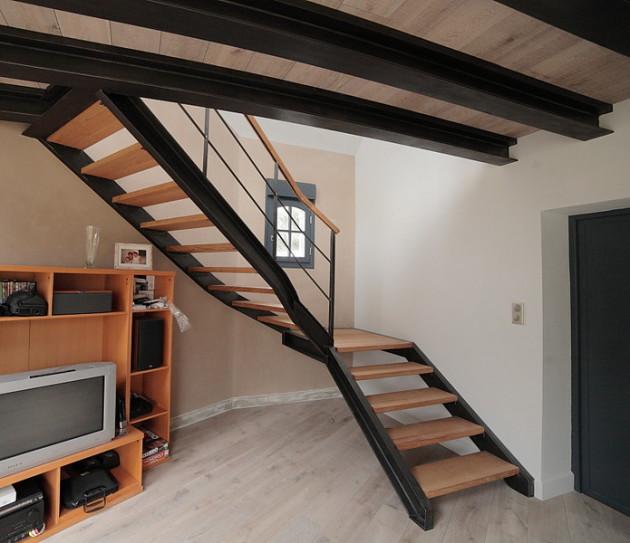 Renover Un Escalier En Chene Excellent Renover Maison U