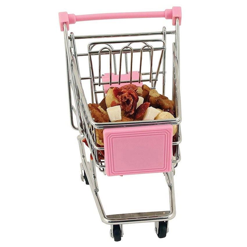 shopping caddie chariot de courses pour perroquets jouet perroquet