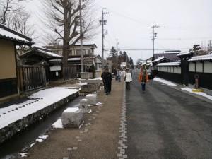 松代の街並散策