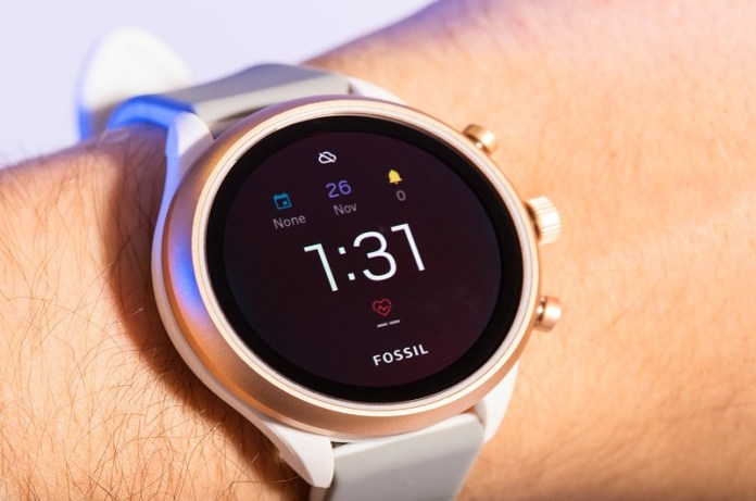 Google spend $40 million to buy Fossil's smartwatch Tech