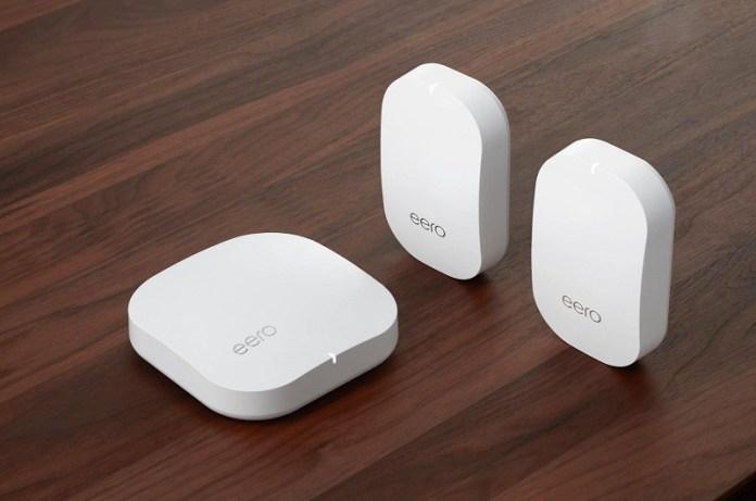 Amazon Acquires Wi-Fi Mesh Network Company Eero