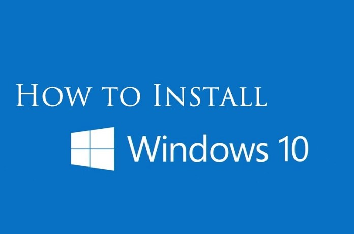 How To Install Windows 10 On Your PC or Laptop