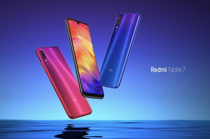 Xiaomi Redmi Note 7 Price and Specification details