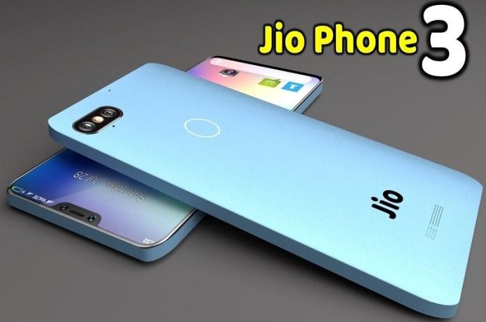 new jio phone 3