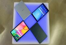 Samsung Galaxy Tab S5e and Tab S4