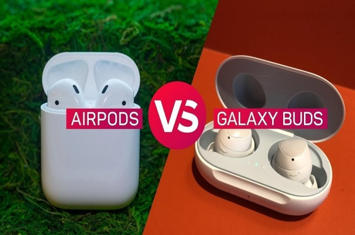Airpods vs Galaxy Buds Which one is the best