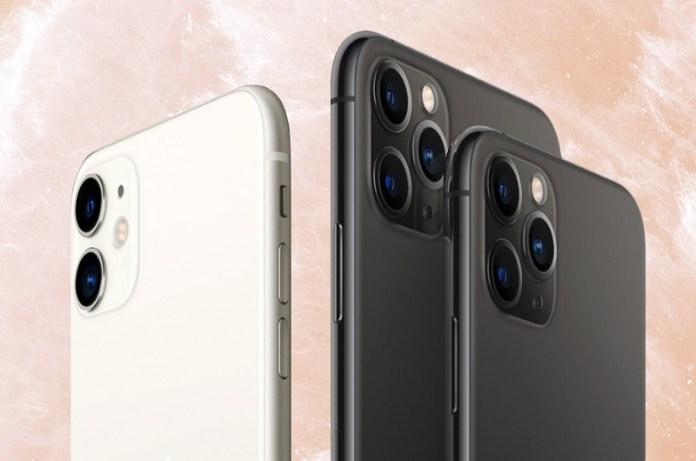 Google Pixel 4 vs Apple iPhone 11 Phones