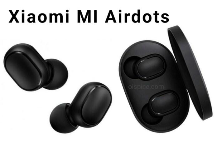 Xiaomi MI Airdots Wireless Earbuds