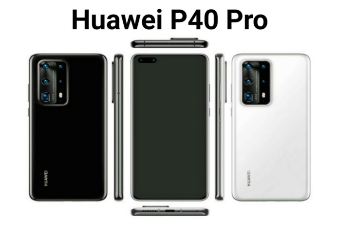 Huawei P40 Pro smartphone Specifications