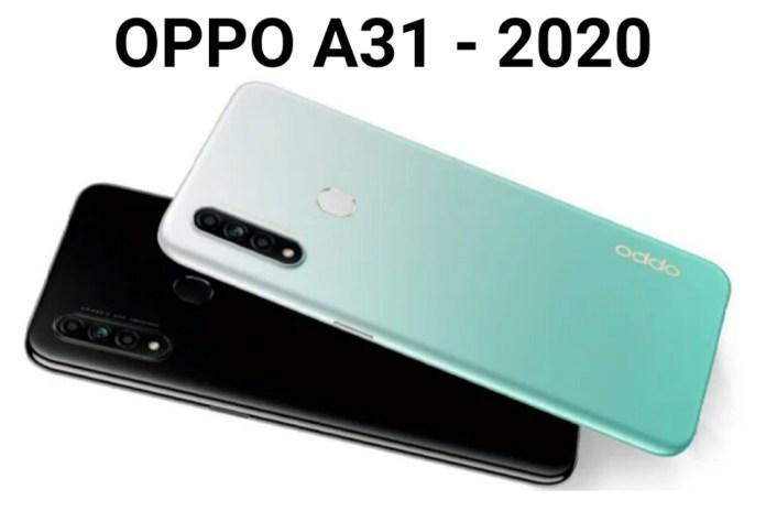 Oppo A31 2020 smartphone