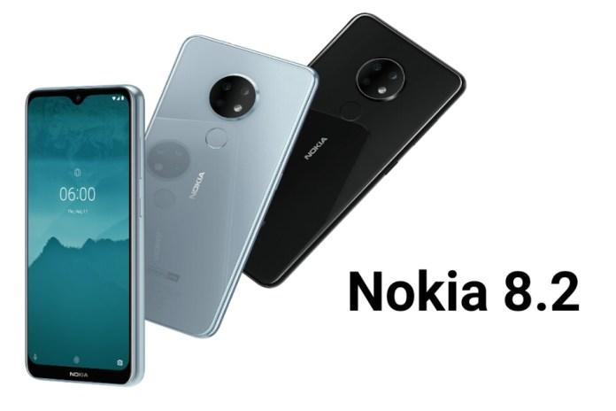 Nokia 8.2 5g smartphone