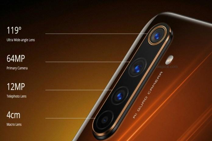 Realme 6 Pro phone
