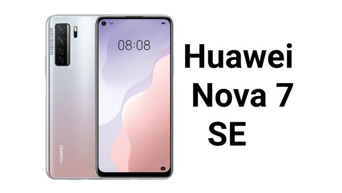 Huawei Nova 7 SE smartphone Pros and Cons