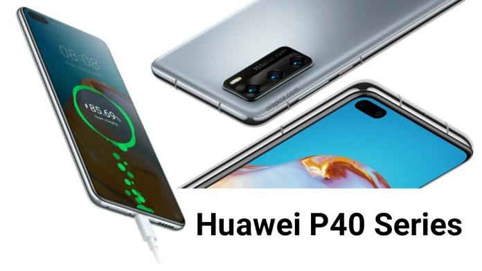 Huawei P40 Pro Plus vs P40 Pro vs P40