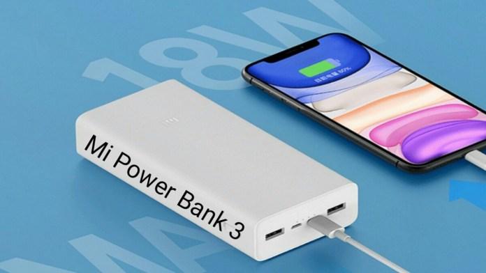 Mi Power Bank 3