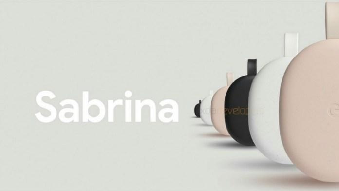 Sabrina Dongle from Google