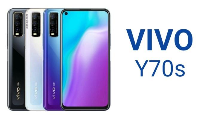 Vivo Y70s phone