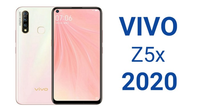 Vivo Z5x 2020