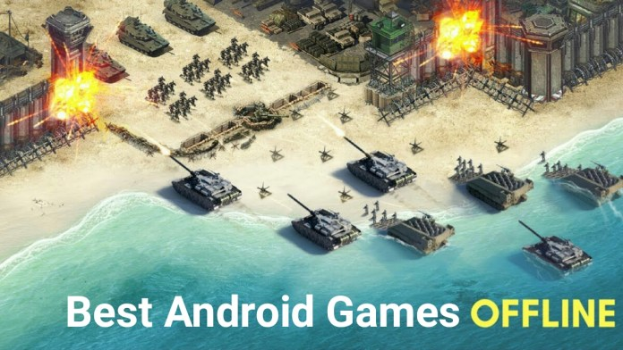 Best offline android games that need no internet