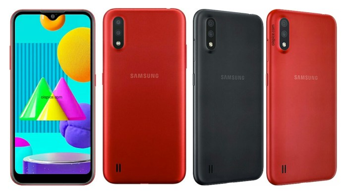 Samsung Galaxy M01 pros and cons