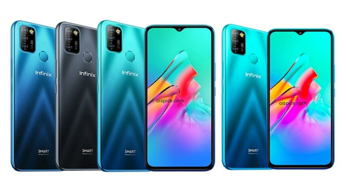 Infinix Smart 5 pros and cons