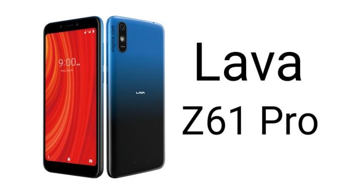 Lava Z61 Pro