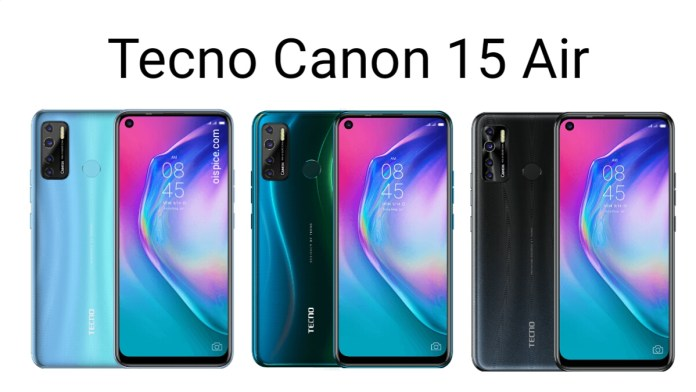 TECNO Camon 15 Air pros and cons