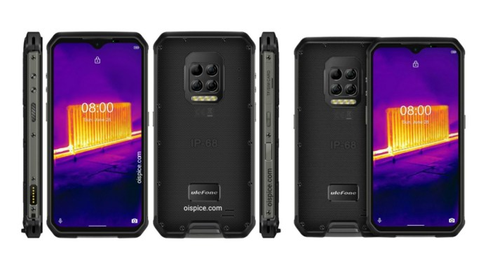 Ulefone Armor 9 pros and cons