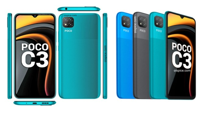 Xiaomi Poco C3 Pros and Cons