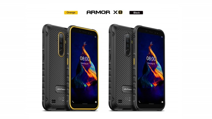 Armor X8