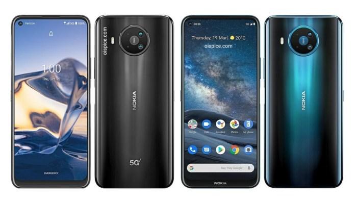 Nokia 8V 5G UW Pros and Cons