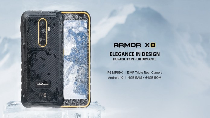 Ulefone Armor X8 Pros and Cons
