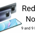 Xiaomi Redmi Note 9 and Note 9 Pro 5G