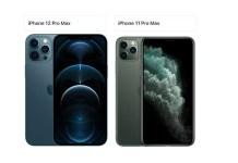 Apple iPhone 11 Pro Max vs iPhone 12 Pro Max